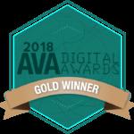 AVA Digital Awards Winner